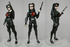 Baroness v2 Custom Action Figure by GeekVarietyDotCom