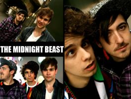 .- The Midnight Beast by ChumCati