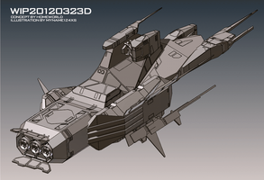 WIP20120323D by 4-X-S