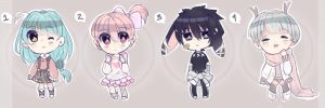 micro adopt set 1 [ 2/4 open] by osu24-7