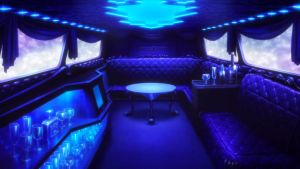 Persona - Velvet Room by Arthur-Henrique