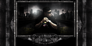 Big Baba Official Myspace by ChbDesign