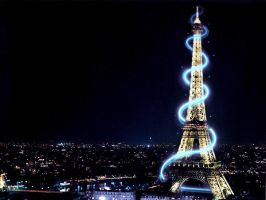 The Paris Lights by GeneralLee1807