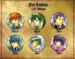 Fire Emblem buttons by snowp