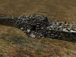 Another Stone Shepard Hut by Eaglshadow