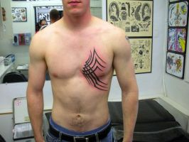 Chest Tribal by PainlessJames