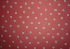 Pink Polka Dot Pattern by asphyxiate-Stock