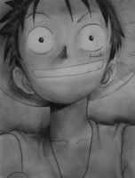 Luffy by but-honestly