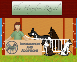 Hayden Royal Booth: Farm and Friends Festival by BV-Academy