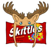 MOOSEY SKITTLES by SweetSuicideKagome