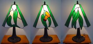 Gumleaf Lamp by StephaniePride