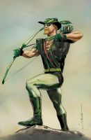 green arrow practise col1 by videsh