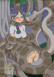 -Commission- Shanti and Kaa by Danimarion