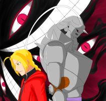 Full Metal Alchemist: despair by xKABOSx