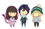 Noragami - Animation by RideAlongWithMe