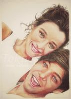 Still The One - Elounor wip 2 by Tokiiolicious