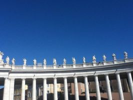 Vatican City by flamingotown