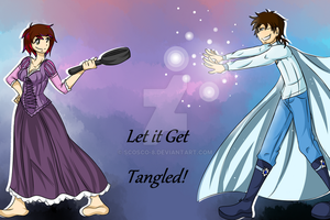 Let It Get Tangled! by Scoric