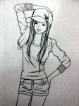 Sporty Fash by yessy04maple