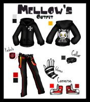Mellow's Outfit by NekoMellow