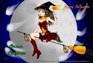 Happy Halloween 2011 by StarlightMemories