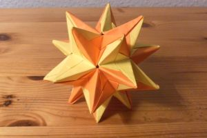 Origami 1 by fleecyblue