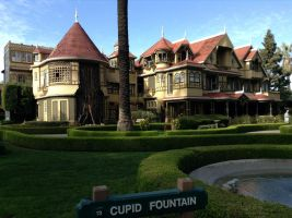 Winchester House by vitaminanime