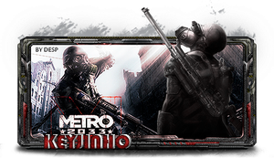 Metro 2033 - Sign by MaiconDesp