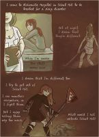 Silent Hill OC fancomic by RevisionOfLines