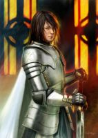 Holy Paladin by engelszorn