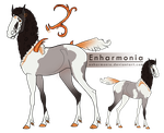 2407 Turbalio Foal Design by jendeelinn