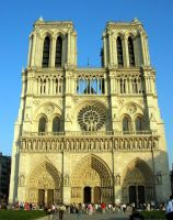 Notre Dame by Autodidacta