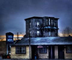 Bates Motel.... by GreatExposure