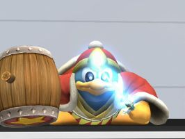 King Dedede Wants To Be a Jedi by TheTweedleTwins