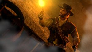 I've got spurs that Jingle ::Red Dead Redemption:: by guywiththesuitcase