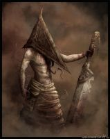 That Red Pyramid Thing by MissPH