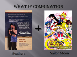 What If Combination Heathers+Sailor Moon by JasonPictures