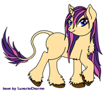 Offer For Compassion Cutie Mark by KitlynSolstice