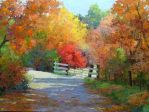 A Country Autumn by rooze23