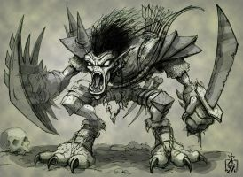Orc by VegasMike