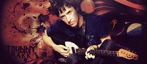 Johnny Marr by Silphes