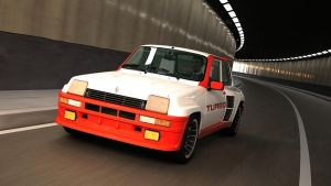 1980 Renault 5 Turbo by melkorius