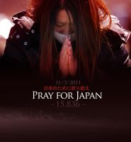 Pray For Japan by TheEnderling