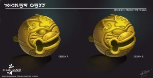 Tiger Bell Concept Art by Ernz1318