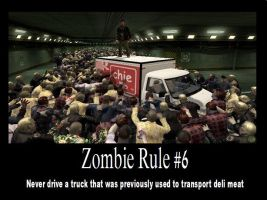 Zombie Rules 6 by psbox362
