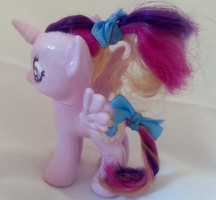 Filly Cadence/Cadance Custom Repaint by NerdyMind