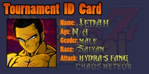 Jedah's Tournament ID by THE-CHAOS-BRINGER