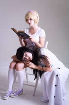 Always sleepy by KarPChan