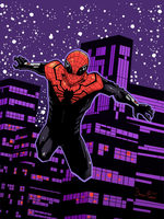 Superior Spider-Man Co1ored by baamodt