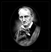 Baudelaire by chaosartifex